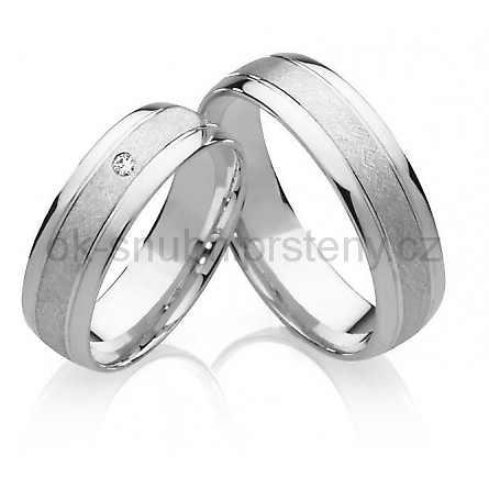 Ocelové prsteny